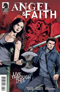 Cover Thumbnail for Angel & Faith (Dark Horse, 2011 series) #3 [Rebekah Isaacs Variant Cover]