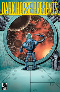 Cover Thumbnail for Dark Horse Presents (Dark Horse, 2011 series) #5 [162] [Powell Cover]