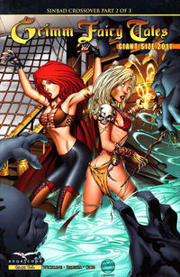 Cover Thumbnail for Grimm Fairy Tales Giant-Size 2011 (Zenescope Entertainment, 2011 series)  [Cover B]