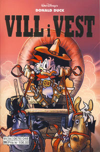 Cover Thumbnail for Donald Duck Tema pocket; Walt Disney's Tema pocket (Hjemmet / Egmont, 1997 series) #[44] - Vill i vest