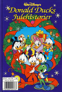 Cover Thumbnail for Donald Ducks julehistorier (Hjemmet / Egmont, 1996 series) #[1996]