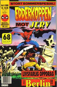 Cover Thumbnail for Edderkoppen (Semic, 1984 series) #6/1990
