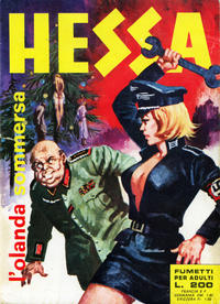 Cover Thumbnail for Hessa (Ediperiodici, 1970 series) #4