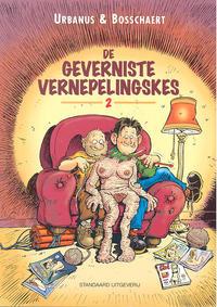 Cover Thumbnail for De Geverniste Vernepelingskes (Standaard Uitgeverij, 1998 series) #2