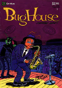 Cover Thumbnail for Bughouse (Cat-Head Comics, 1994 series) #1