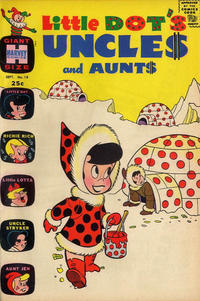 Cover Thumbnail for Little Dot's Uncles and Aunts (Harvey, 1961 series) #18