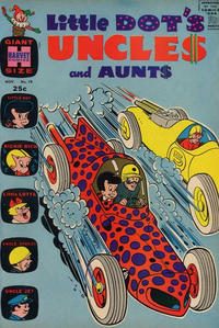 Cover Thumbnail for Little Dot's Uncles and Aunts (Harvey, 1961 series) #19