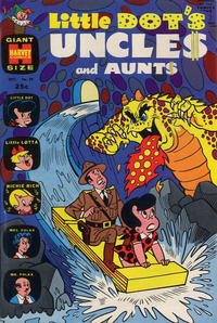 Cover Thumbnail for Little Dot's Uncles and Aunts (Harvey, 1961 series) #29