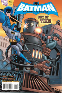 Cover Thumbnail for The All-New Batman: The Brave and the Bold (DC, 2011 series) #11