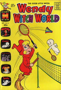 Cover Thumbnail for Wendy Witch World (Harvey, 1961 series) #14