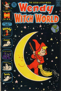 Cover Thumbnail for Wendy Witch World (Harvey, 1961 series) #45