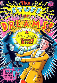 Cover for Stuff of Dreams (Fantagraphics, 2002 series) #1