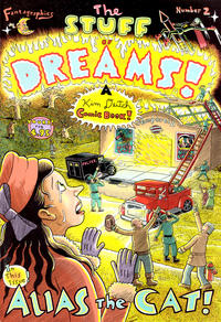 Cover Thumbnail for Stuff of Dreams (Fantagraphics, 2002 series) #2