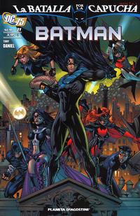 Cover Thumbnail for Batman (Planeta DeAgostini, 2007 series) #31