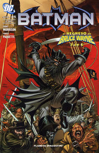 Cover Thumbnail for Batman (Planeta DeAgostini, 2007 series) #45