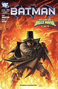 Cover Thumbnail for Batman (Planeta DeAgostini, 2007 series) #44
