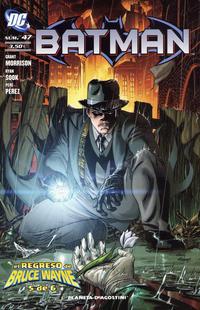 Cover Thumbnail for Batman (Planeta DeAgostini, 2007 series) #47