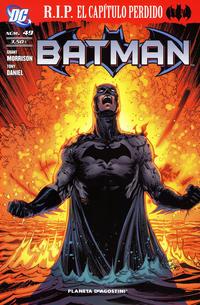 Cover Thumbnail for Batman (Planeta DeAgostini, 2007 series) #49