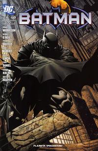 Cover Thumbnail for Batman (Planeta DeAgostini, 2007 series) #50
