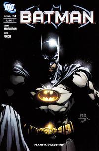Cover Thumbnail for Batman (Planeta DeAgostini, 2007 series) #51