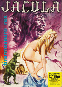 Cover Thumbnail for Jacula (Ediperiodici, 1969 series) #96