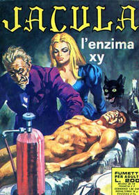 Cover Thumbnail for Jacula (Ediperiodici, 1969 series) #112