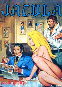 Cover Thumbnail for Jacula (Ediperiodici, 1969 series) #165