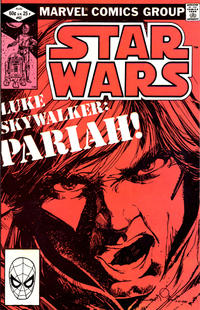 Cover Thumbnail for Star Wars (Marvel, 1977 series) #62 [Direct]