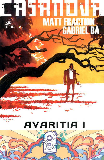 Cover for Casanova: Avaritia (Marvel, 2011 series) #1