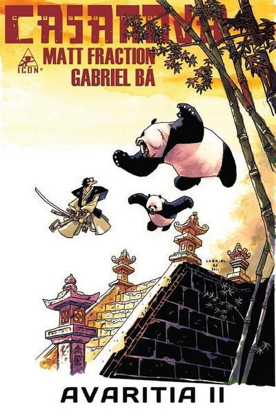 Cover for Casanova: Avaritia (Marvel, 2011 series) #2