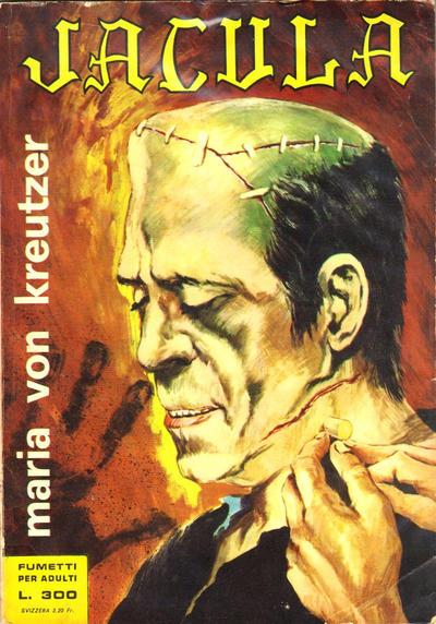 Cover for Jacula (Ediperiodici, 1969 series) #34