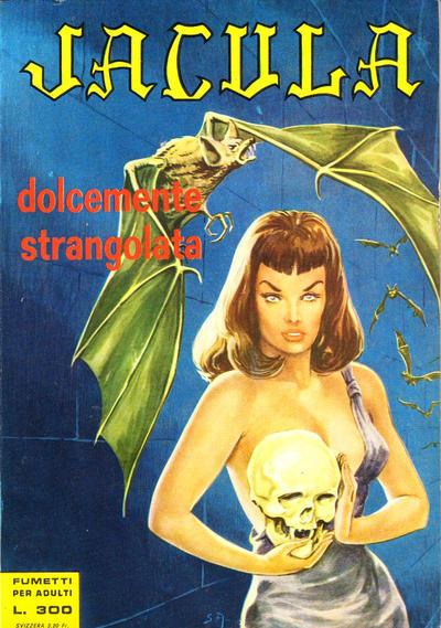 Cover for Jacula (Ediperiodici, 1969 series) #38