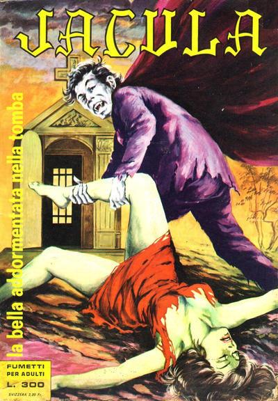 Cover for Jacula (Ediperiodici, 1969 series) #41