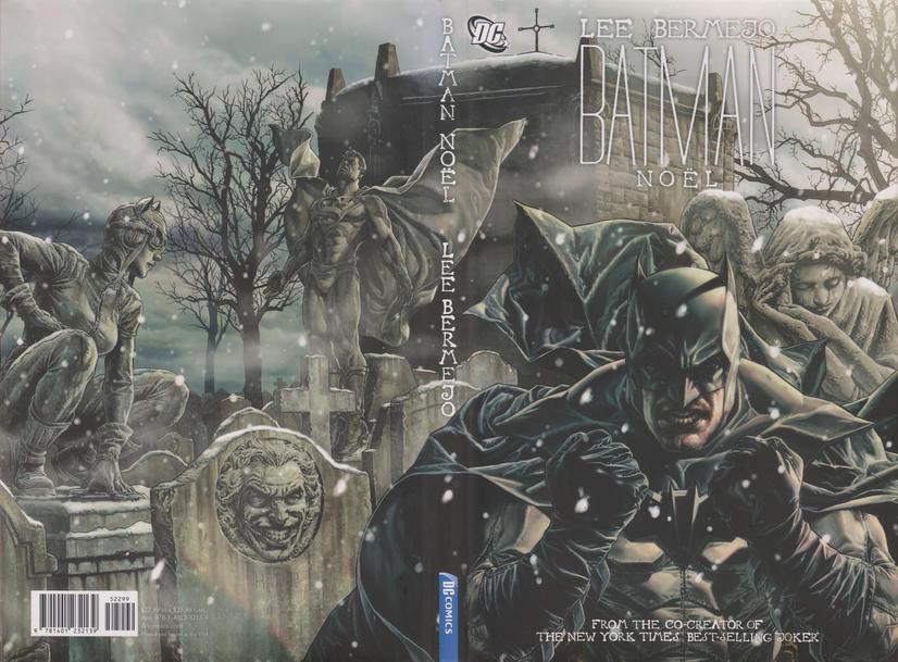 Cover for Batman: Noël (DC, 2011 series)