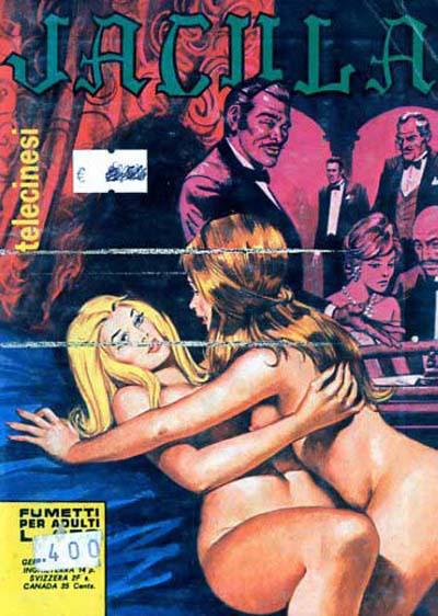 Cover for Jacula (Ediperiodici, 1969 series) #130
