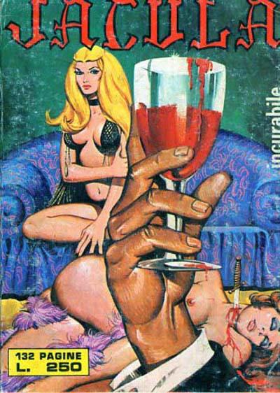 Cover for Jacula (Ediperiodici, 1969 series) #152