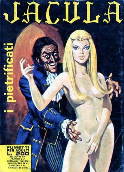 Cover for Jacula (Ediperiodici, 1969 series) #102
