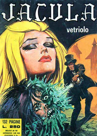Cover for Jacula (Ediperiodici, 1969 series) #147