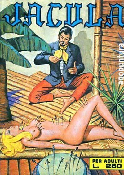 Cover for Jacula (Ediperiodici, 1969 series) #158
