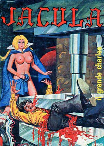 Cover for Jacula (Ediperiodici, 1969 series) #163