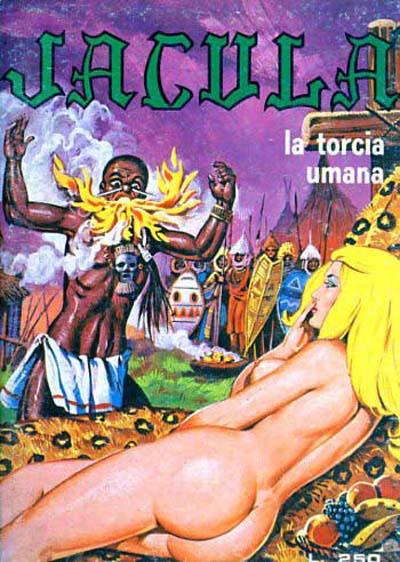 Cover for Jacula (Ediperiodici, 1969 series) #187