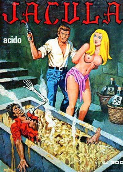 Cover for Jacula (Ediperiodici, 1969 series) #216