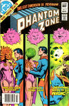 Cover Thumbnail for The Phantom Zone (1982 series) #3 [Newsstand]