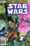 Cover for Star Wars (Marvel, 1977 series) #66 [Newsstand]