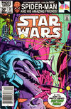Cover Thumbnail for Star Wars (1977 series) #54 [Newsstand]