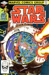 Cover for Star Wars (Marvel, 1977 series) #61 [Direct]