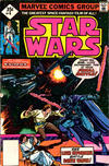 Cover for Star Wars (Marvel, 1977 series) #6 [Whitman Reprint Edition]