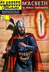Cover for Classics Illustrated (Gilberton, 1947 series) #128 - Macbeth [HRN 166 - Twin Circle]
