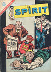 Cover for El Spirit (Editorial Novaro, 1966 series) #5