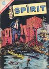 Cover for El Spirit (Editorial Novaro, 1966 series) #7